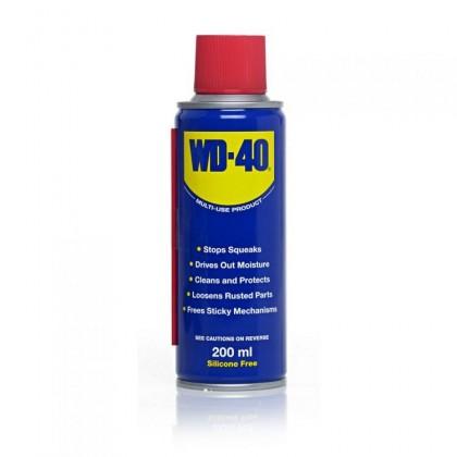 LUBRIFICANTE SPRAY  WD-40  DA ml 200