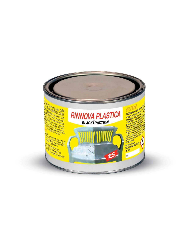 Rinnova Plastica Blacktraction RS Trasparente da 500 ml