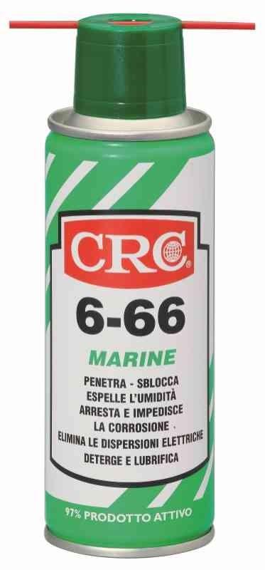 MARINE 6-66 detergente sbloccante 200 ml CRC C0182