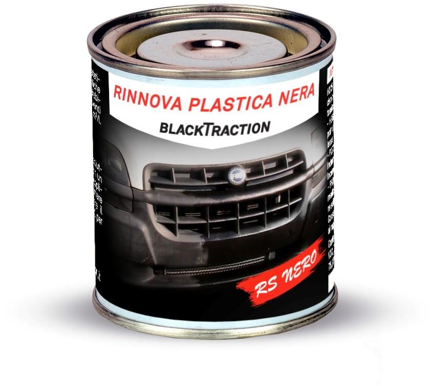 Rinnova Plastica Blacktraction RS nero da 100 ml
