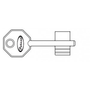 Chiavi grezze per cilindri Potent  596TN   Potent