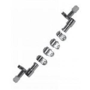 Accessori per serrature ad aste rotanti   mod.  OGRA399CN    Meroni