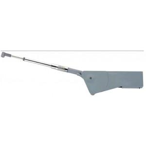 Braccio ammortizzato per anta mm 310 colore grigio versione  sx  Ceam