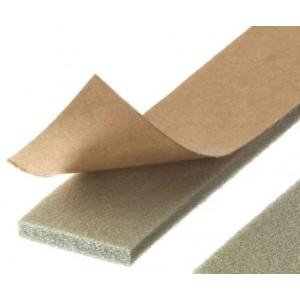 Guarnizione professionale adesiva precompressa in spugna espansa Mappyband mm 20 x 20 x 6 metri. Mappy