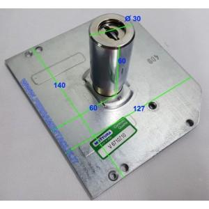 Cilindro a pompa da 60 mm ; diametro cil ø 30 mm      Mottura