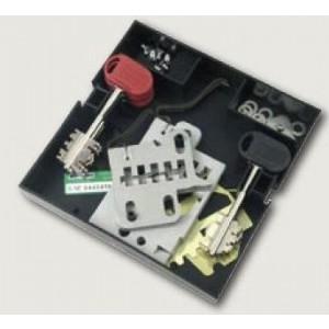 Kit ricambio Gorges   x serrature mod.  50555   con 3 chiavi di  tipo 4    Mottura