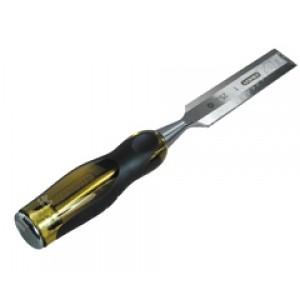 """Scalpello """"Fatmax"""" lama in acciaio cromato da 6 mm      Stanley"""