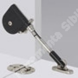 BRACCETTI SDS-C301 NERO PVC
