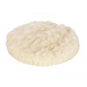1 cuffia in lana d'agnello velcrata per platorelli da :ø 125 mm Fixoflex  Wolfcraft