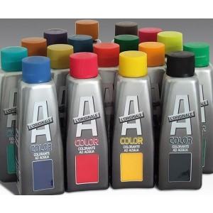 Colorante per pitture colore Verde ossido prato  da gr.40   Art. 0330040110     Acolor