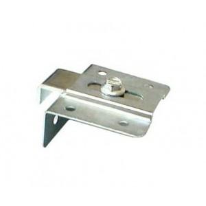 Attaccaglia in metallo, regolabile, per barra        Sipa