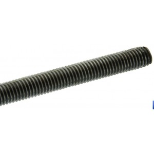 Barra filettata zincata  lunghezza metri 1 diametro M6 mm   Mc Bolt