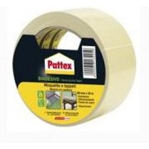 Biadesivo per moquettes tappeti ecc    50 mm x 25 m     Pattex