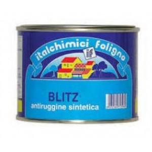 Antiruggine sintetica colore grigio  Z Blitz  da litri 2,5    Italchimici Foligno