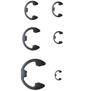 Anelli elastici  Benzing  1.5-22mm  300 pezzi