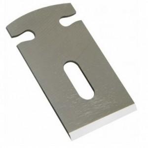 Ferro e controferro per pialle in metallo      Stanley