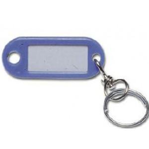Cartellini per chiavi con givolare ed anello portachiavi      Minutex