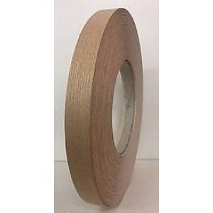 Bordo legno castagno h mm 50 rotolo da mt 50 senza colla
