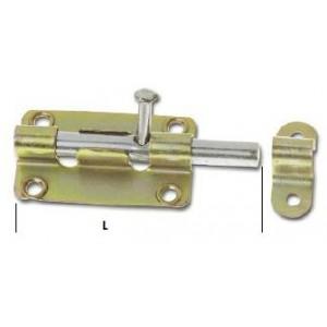 """Catenacci a """" cannone """"  in acciaio tropicalizzato  lunghezza  mm 60     MINUTEX"""