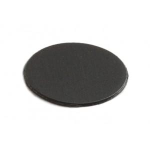 copriforo adesivo d.13 nero 657 cf da 20 pz itfm042/50