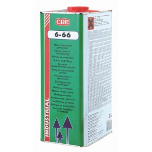 MARINE 6-66 detergente sbloccante 5 lt CRC A0174