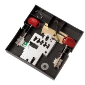 Kit ricambio Gorges   x serrature mod.  50555 e 64560  con 3 chiavi di  tipo 4 versione sinistra   Mottura
