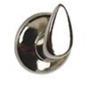 Appendiquadri Fast 04 Cromo con vite in ferro in blister