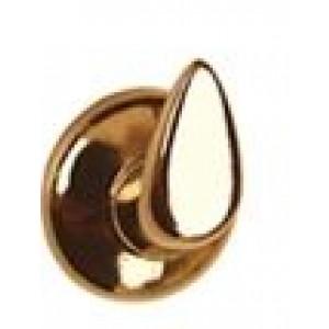 Appendiquadri Fast 04 Oro con vite in ferro in blister Selepack