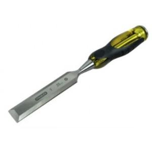 """Scalpello """"Fatmax"""" lama in acciaio, cromato di alta resistenza mm 12     Art. 0-16-254   Stanley"""
