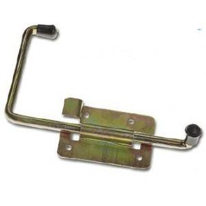 Fermapersiane per ante esterne in acciaio tropicalizzato    Minutex