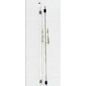 M1000 SUPPORTI P/PENSILI D10 CM 100 NERO