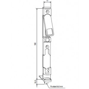 A400360501 F2 CATENACCI INF.F18 H180 A12