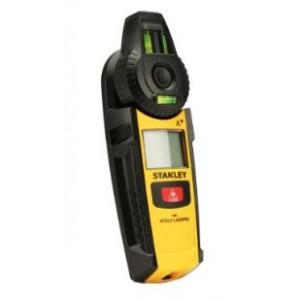 Cercametalli laser con portata del raggio laser: 6 metri   Stanley