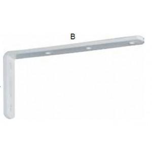 Mensola pesante bianca cm. 7 x 10    Art.  532   Sipa