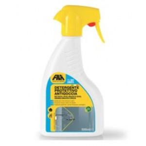 Fila No Drops detergente protettivo antigoccia ideale per tutte le superfici in vetro, specchi, ceramica smaltata e mosaico in vetro  Art. 30470012ITA  Fila