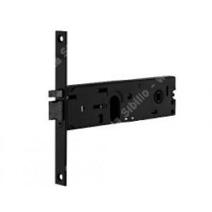 Elettroserratura per profilati Corni 959  serie Black  frontale mm 22       Yale Corni
