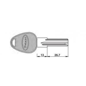 Chiavi di ricambio per Secur S32     Potent
