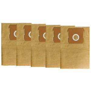 Sacchetti in carta da 15 lt, confezione da 5 pezzi Einhell 2351165
