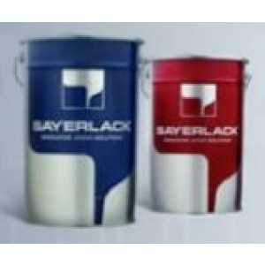 Fondo finitura trasparente all'acqua per parquet , trasparente 50 Gloss   da 6  Sayerlack