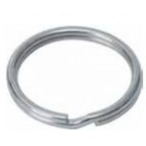 Anello portachiave in acciaio nichelato diam.  ø 20 mm      Sipa