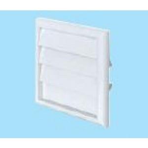 Griglia in ABS bianca di mm 180 x 180      Edilplast