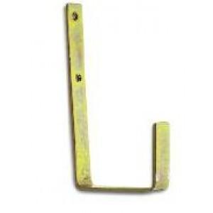 """Mensola """" Super bracci """" in acciaio tropicalizzato cm 18 x 12      Minutex"""