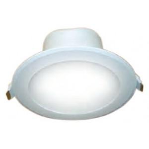 Faretto a led da incasso  25w 230v  bianco neutro corpo in alluminio di alta qualita'     Lampo