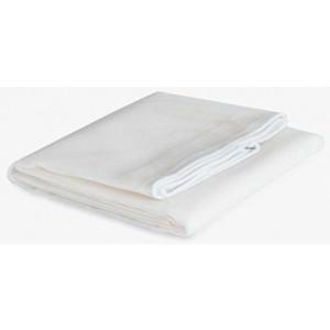 Telo zanzariera per porta colore bianco  cm 140 x 250  Ecco