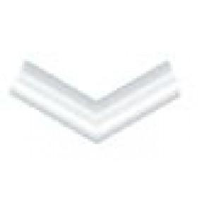 ANGOLI RACCORDPIVI PVC PORC.BIANCO KIT 2PZ.A/070D17C/01 ARK.