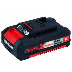Batteria di ricambio per tutti i dispositivi della famiglia Power-X-Change 18V 2.0 AH      Einhell